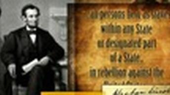 Emancipation Proclamation Celebrates 150 Years