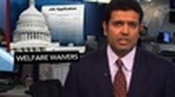 News Wrap: House Blocks Obama's Welfare Work Waiver