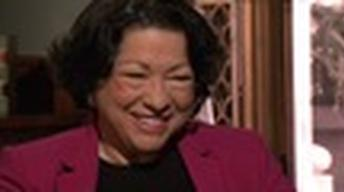 Justice Sotomayor Takes on Life Before and on the Bench