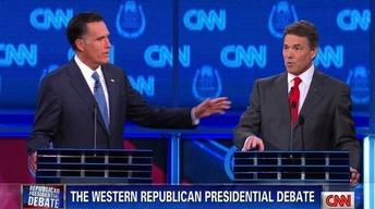 Heavyweights Romney, Perry Spar in Latest Debate; 9-9-9...