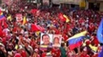 Venezuelans Say Goodbye to Hugo Chavez