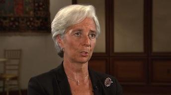 Lagarde Warns Dollar Could Decline if U.S. Debt Deal Not...