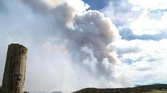 In Colo., Drought and Wind Fuel Summer of Fire