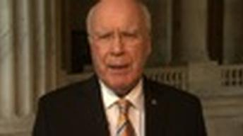 Sen. Leahy: Time for U.S. and Cuba to Discuss Relationship