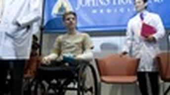 Iraq War Vet Receives Rare Double Arm Transplant