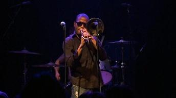 Trombone Shorty Brings Funk to New Orleans Big Brass...