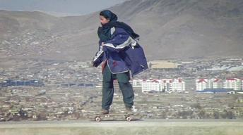 Skateboarding as Catalyst for Change in War-Torn Afghanistan