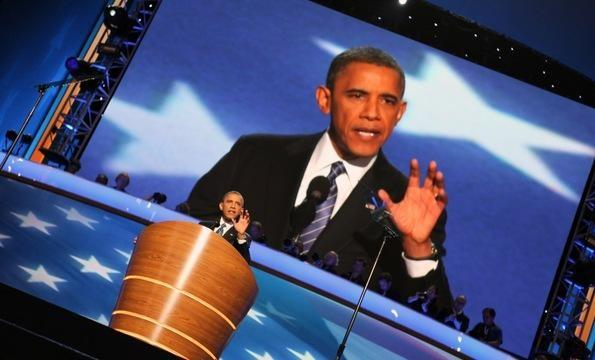 Democratic National Convention: September 6, 2012 image