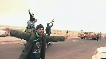 Lindsey Hilsum on Libya, its War and its Future