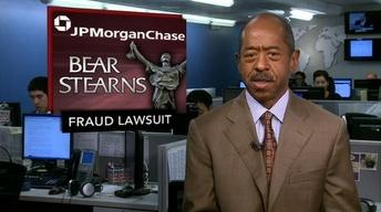 News Wrap: New York Files Lawsuit Against JPMorgan Chase
