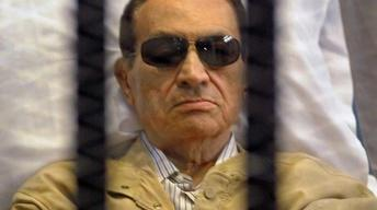 Ousted Egyptian Leader Hosni Mubarak on Life Support
