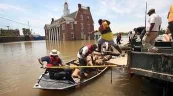 All Eyes on Mississippi River Levees, Spillways as Flood...
