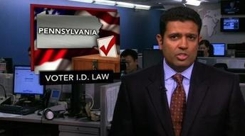 News Wrap: Pa. Court Rules Review Needed for Voter ID Law
