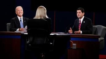 Shields, Brooks: Biden Has Passion, Ryan Keeps Cool