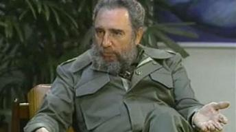 Newsmaker Interview Part III: Fidel Castro
