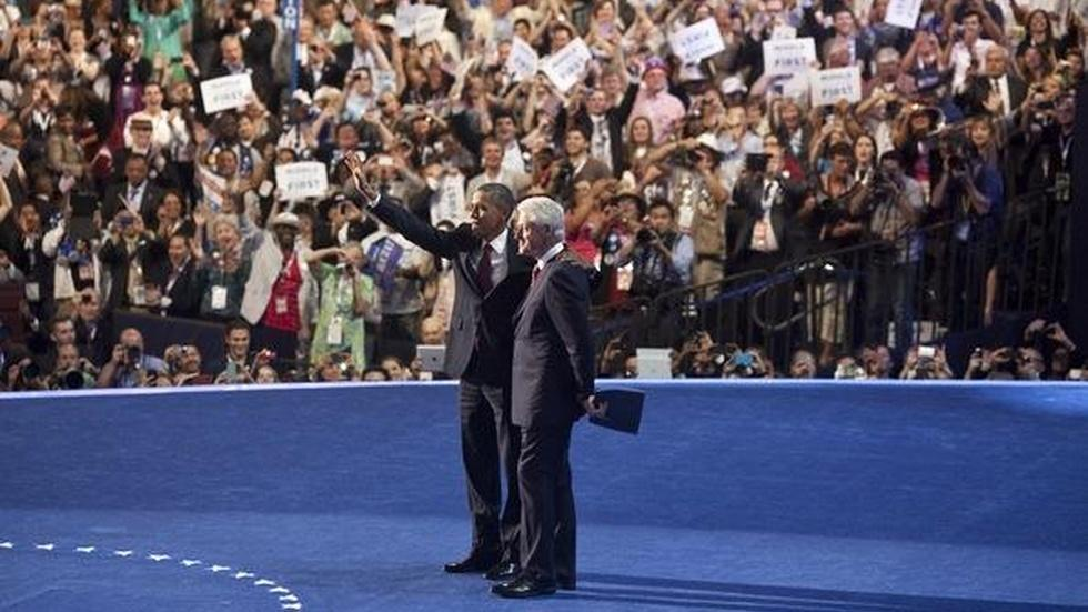 Democratic National Convention: September 5, 2012 (Part 2) image