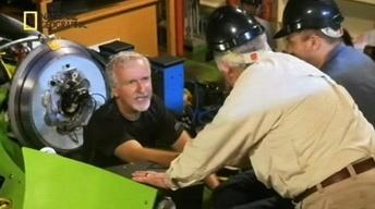 James Cameron Descends 7 Miles Into Mariana Trench
