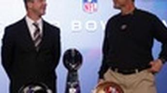 Super Bowl XLVII Rival Teams Coached by Brothers