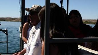 Mojave Tribal Leader Hubert McCord Sings