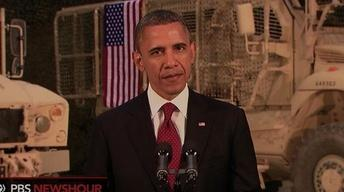 Obama in Afghanistan: 'Our Goal Is to Destroy al-Qaida'