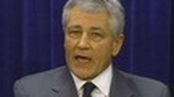 Firestorm of Criticism for Cabinet Nominee Chuck Hagel