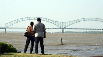Mississippi River Flooding Hits Historic Levels, Tests...