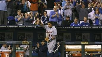 Detroit Tigers' Miguel Cabrera Wins Baseball's Triple Crown