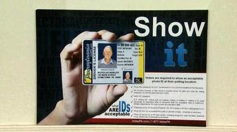 Without a Photo ID, Some PA Voters Won't Count in November