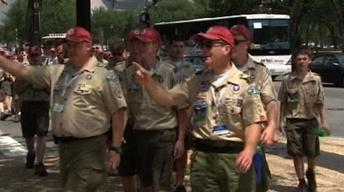 Boy Scouts Uphold Policy to Exclude Gay Youth