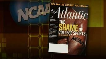 Big Money, Big Controversy Surround College Sports