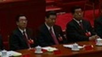 New Chinese Leaders Affirm Nationalist Ideals