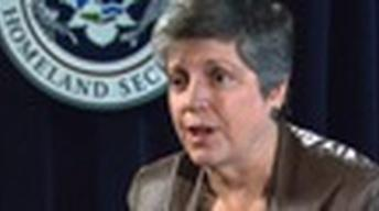 Janet Napolitano Discusses Immigration Agenda