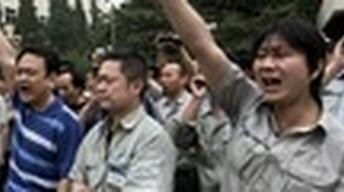 China's Tolerance for Dissent Faces Test Amid Arab World...