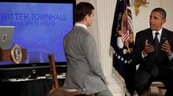 Twitter Town Hall Showcases Social Media's Political...