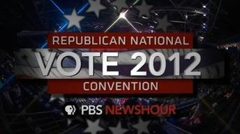 Republican National Convention: August 29, 2012 (Part 1)
