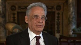 The Man Behind Brazil's Economic Boom: Fmr President Cardoso