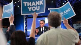 President Obama's DNC Speech