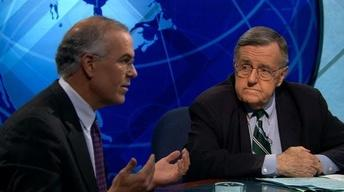 Shields and Brooks on Eurozone, Lessons of Wisconsin Recall