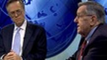 Shields, Gerson Discuss Hold Up on Hagel, Looming Sequester