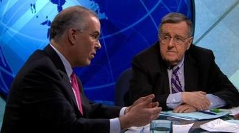 Shields, Brooks on Romney's 'Silver Earplugs'