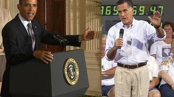 Mitt Romney and President Obama to Square Off in Debate