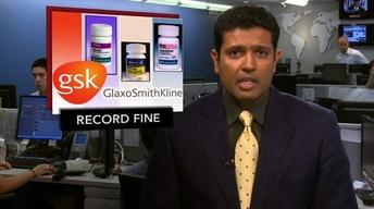 News Wrap: GlaxoSmithKline to Pay $3 Billion in Settlement