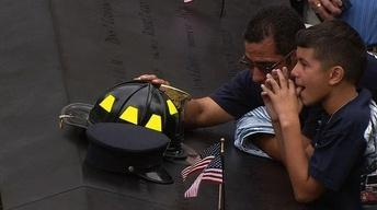 Around U.S. and World, Victims of 9/11 Commemorated on...