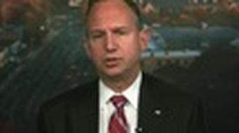 Delaware Gov. Markell Discusses Plans for Gun Control