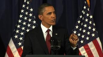 President Obama's Speech on the U.S. Mission in Libya