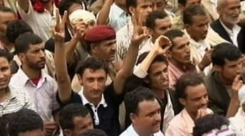 Protesters Pour Into Yemen's Streets Again Amid New Calls...