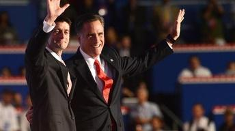 Romney-Ryan Ticket Try to Build on Momentum from RNC