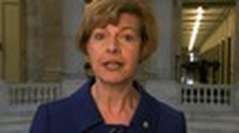 Sen. Baldwin: Congress Showing Progress on Debt, Immigration