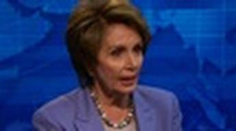 Pelosi: 'Let's Talk' About Ensuring Strength of Entitlements