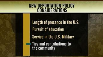 Homeland Security to Focus on Deporting Criminals Under...